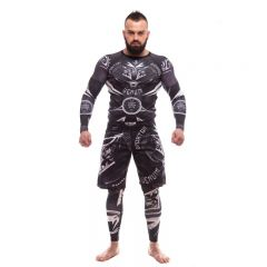 Костюм Venum Gladiator 3.0 Black/White