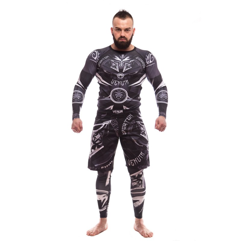 Venum Костюм Venum Gladiator 3.0 Black/White 2